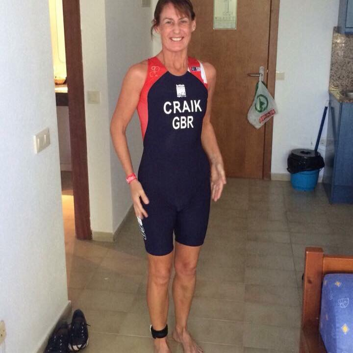 World long distance Tri